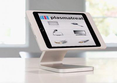 Projekt Plasmatreat - Bild Tablet
