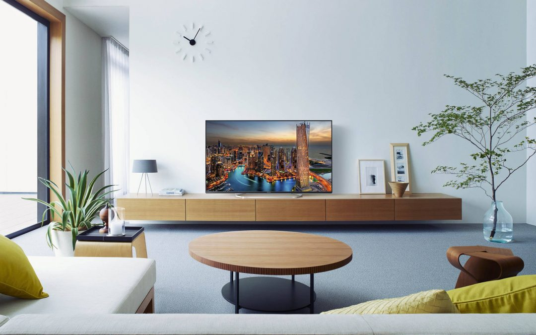 Panasonic Smart-TV • Hintergrund