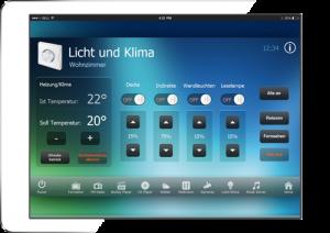 RTI Tablet Haustechnik