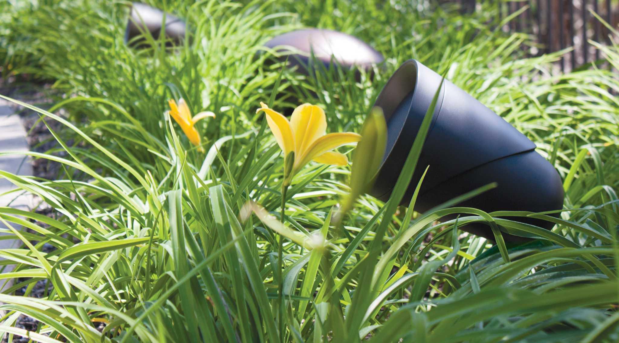 Gartenlautsprecher von Sonance 1