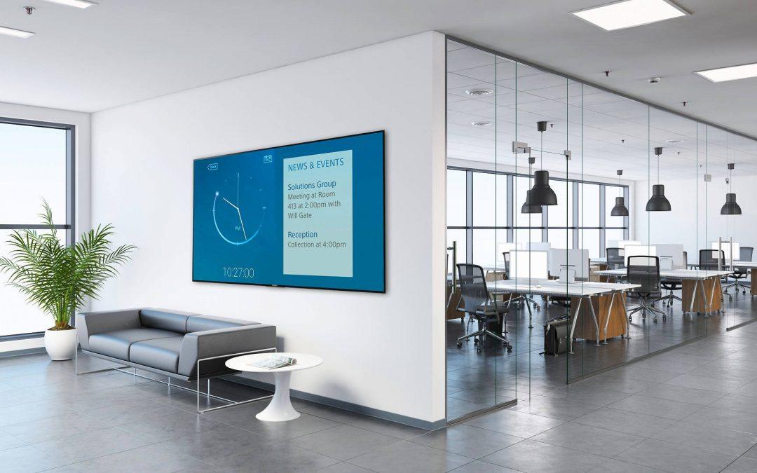 Sony Professional Displays & Projektoren