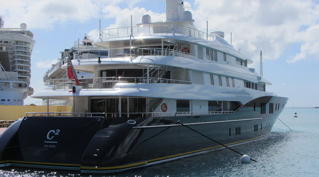 VIP & Yacht Service & Support Referenz C2
