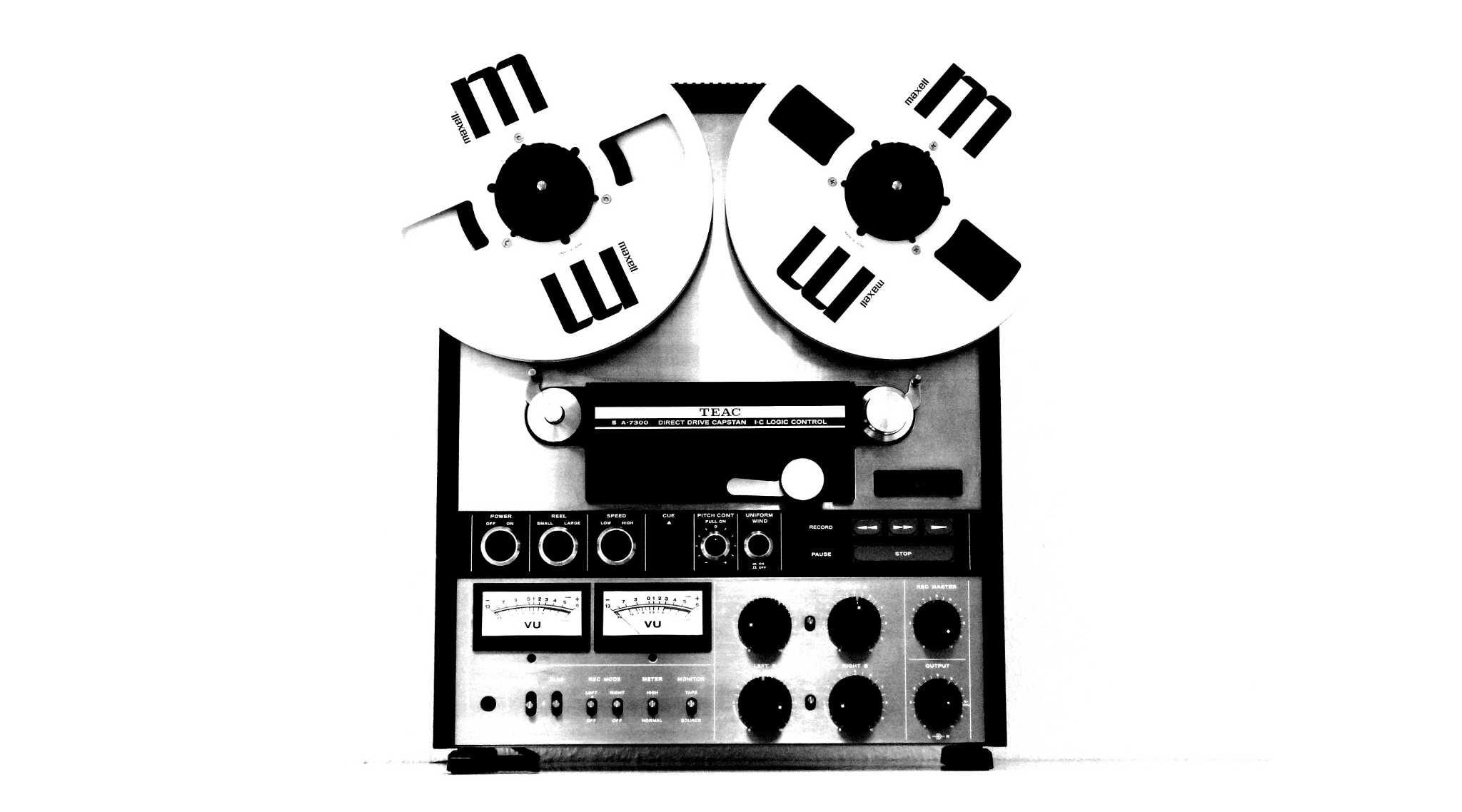 Service & Support für: Tonbandmaschinen