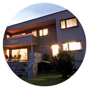 Loxone Smart Homes