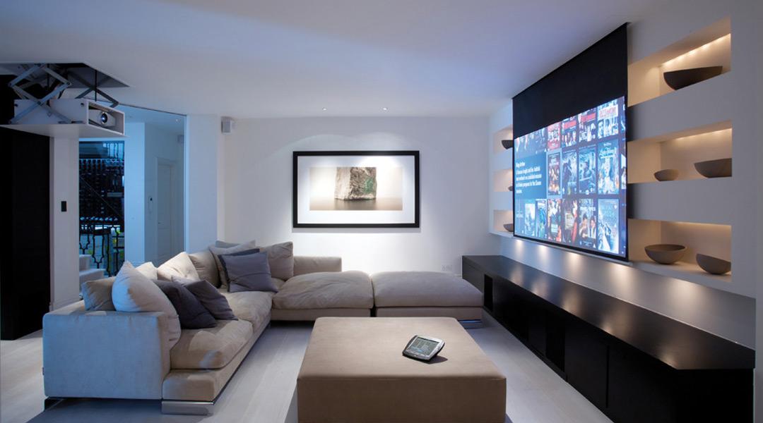 Liftsysteme für TV & Projektoren (Bild von Future Automation)
